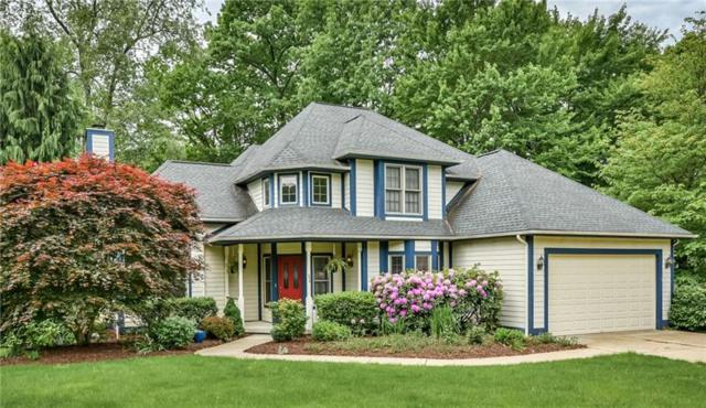 236 Whispering Oaks Dr, Cranberry Twp, PA 16066 (MLS #1396536) :: The SAYHAY Team