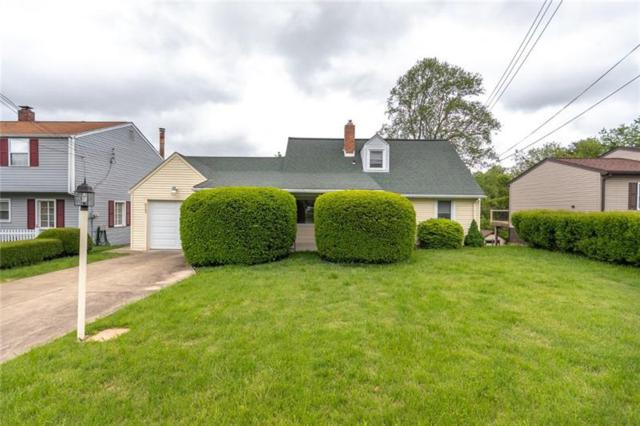 613 Hickory Dr, Hopewell Twp - Bea, PA 15001 (MLS #1396690) :: Keller Williams Realty