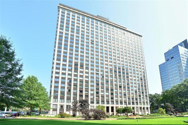 320 Fort Duquesne Blvd 21C, Downtown Pgh, PA 15222 (MLS #1396785) :: Keller Williams Realty