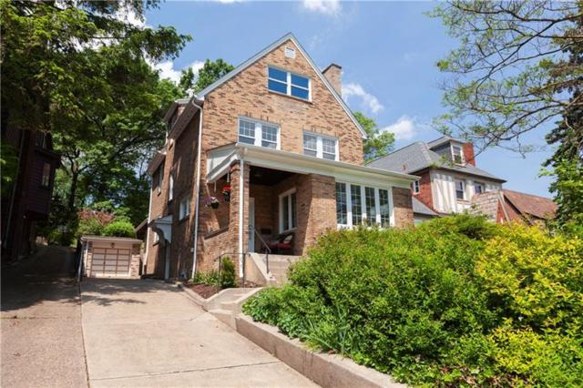 1238 Murdoch Rd, Squirrel Hill, PA 15217 (MLS #1396994) :: The SAYHAY Team