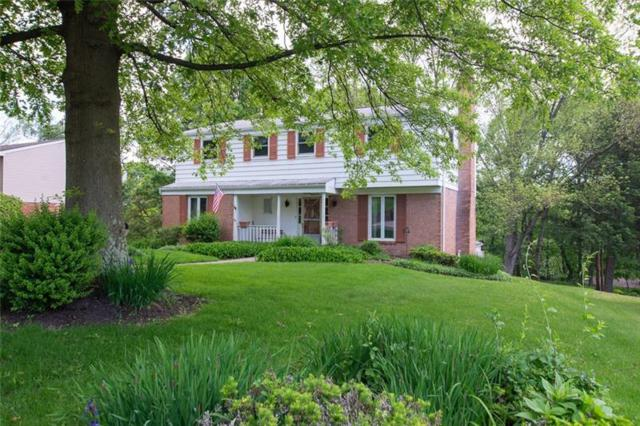1481 Parkview Dr, Mccandless, PA 15101 (MLS #1397001) :: The SAYHAY Team