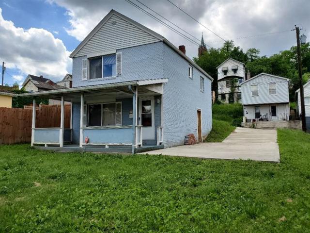 243 Mckean Ave, Donora, PA 15033 (MLS #1397099) :: Keller Williams Realty