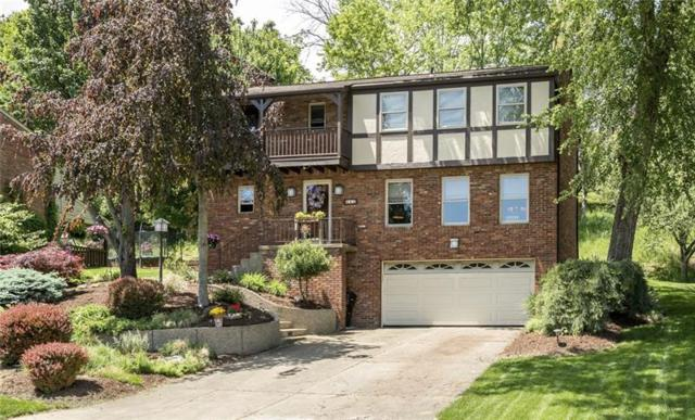 442 Bassett Dr, Bethel Park, PA 15102 (MLS #1397127) :: REMAX Advanced, REALTORS®