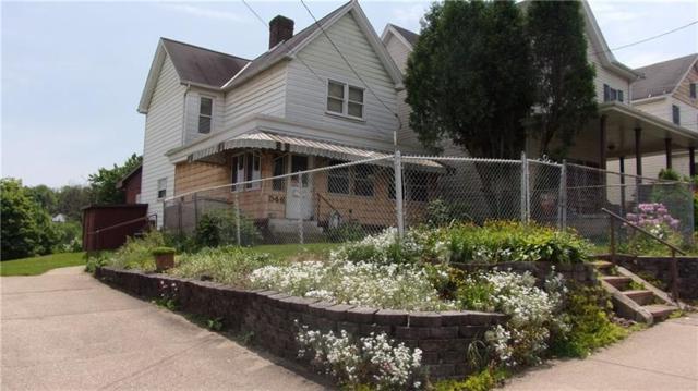 546 Fayette Street, City Of Washington, PA 15301 (MLS #1397194) :: Keller Williams Realty