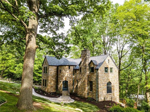 190 Grandview Drive South, Fox Chapel, PA 15215 (MLS #1397886) :: Broadview Realty