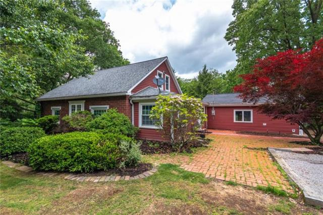 716 Anderson Hozak Rd, Hanover Twp - Bea, PA 15026 (MLS #1398652) :: REMAX Advanced, REALTORS®