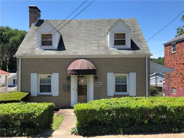 3220 Kestner Ave, Brentwood, PA 15227 (MLS #1400415) :: REMAX Advanced, REALTORS®