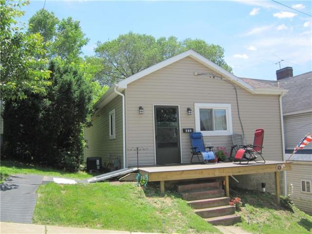412 Worthington St, Versailles Boro, PA 15132 (MLS #1400456) :: REMAX Advanced, REALTORS®