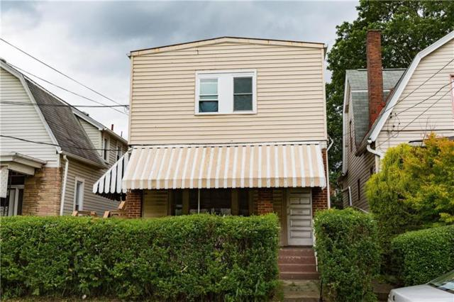 7121 Harrison Ave, Swissvale, PA 15218 (MLS #1400574) :: Broadview Realty