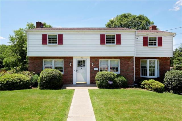 158 Connie Drive, Ross Twp, PA 15214 (MLS #1400662) :: Keller Williams Realty