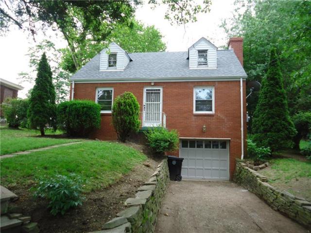 2405 Morrow Place, Bethel Park, PA 15102 (MLS #1400718) :: REMAX Advanced, REALTORS®