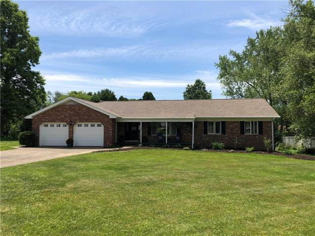 235 Sunset Drive, Neshannock Twp, PA 16105 (MLS #1401272) :: Broadview Realty