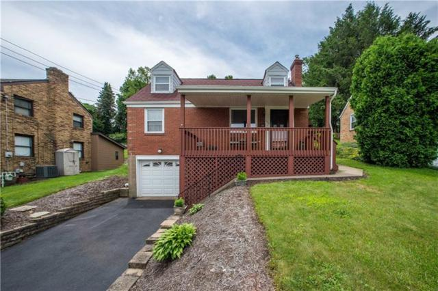 179 Gass Road, Ross Twp, PA 15229 (MLS #1401343) :: Broadview Realty