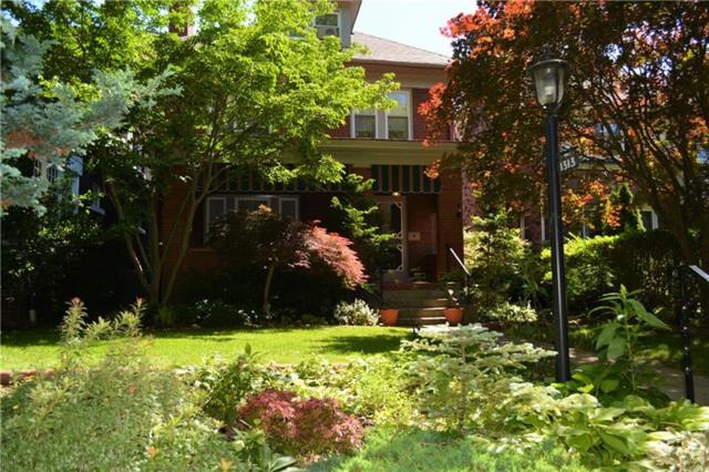 1313 Laclair Avenue, Regent Square, PA 15218 (MLS #1401479) :: Broadview Realty