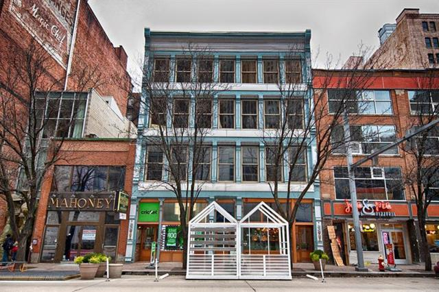 951 Liberty Avenue 2A, Downtown Pgh, PA 15222 (MLS #1401605) :: Broadview Realty