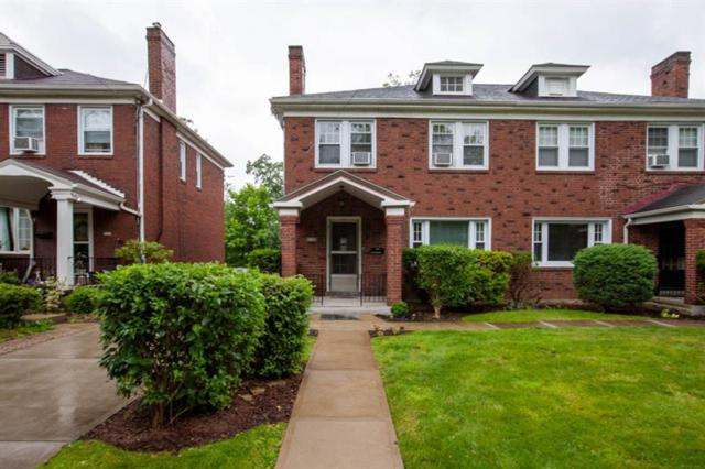 5456 Pocusset St, Squirrel Hill, PA 15217 (MLS #1401696) :: The SAYHAY Team