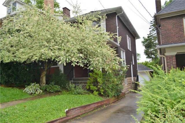 136 Dewey Street, Edgewood, PA 15218 (MLS #1401968) :: Broadview Realty