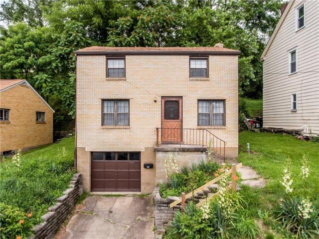 219 Alries St, Carrick, PA 15210 (MLS #1402183) :: Broadview Realty