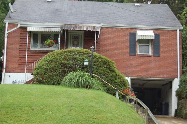 664 Mercer St, Turtle Creek, PA 15145 (MLS #1402354) :: Broadview Realty