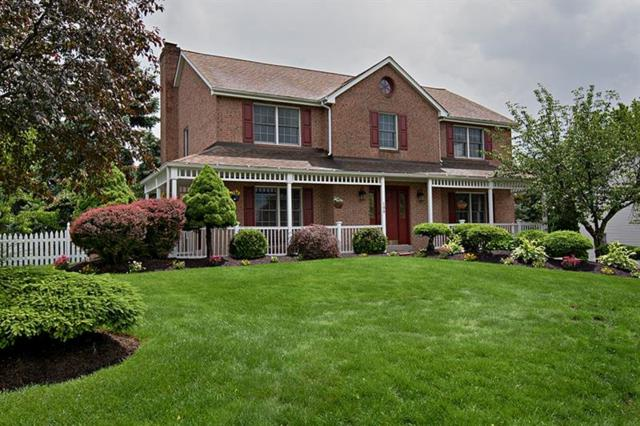 100 Glenbrook, Cranberry Twp, PA 16066 (MLS #1402365) :: Broadview Realty