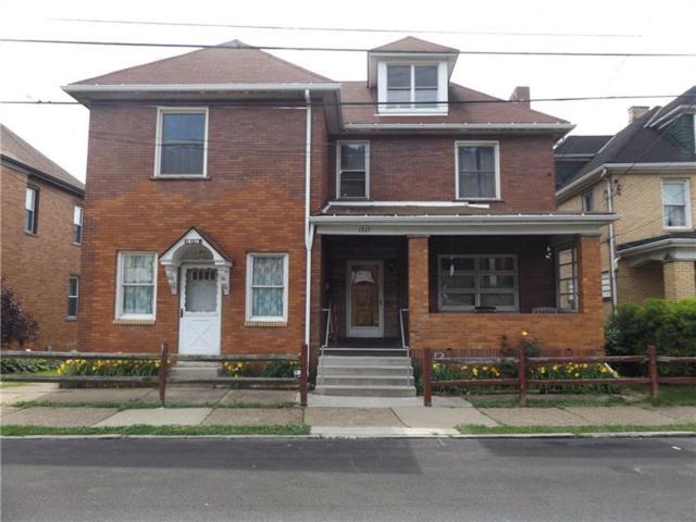 1517 Beaver Rd, Ambridge, PA 15003 (MLS #1402661) :: Keller Williams Realty