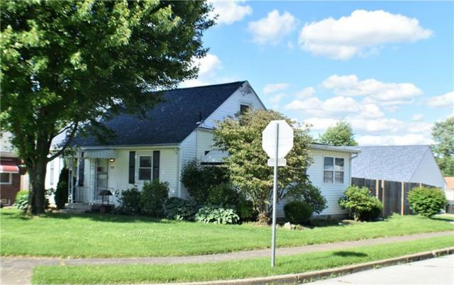 737 Spencer Ave, Sharon, PA 16146 (MLS #1402882) :: The SAYHAY Team
