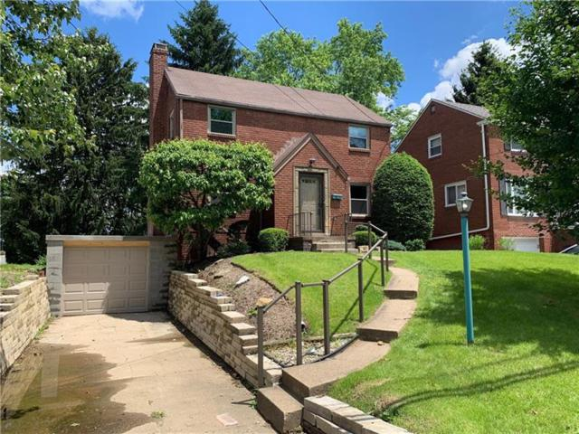 847 Vermont Ave, Mt. Lebanon, PA 15234 (MLS #1402965) :: Broadview Realty