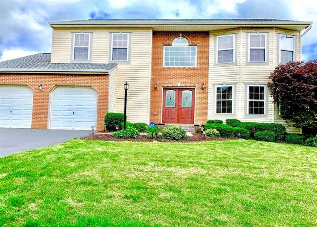 108 Carlye Drive, Cranberry Twp, PA 16066 (MLS #1402985) :: Broadview Realty