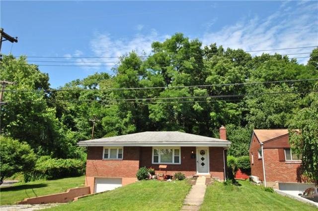 328 Calderwood Ave, Ross Twp, PA 15202 (MLS #1403136) :: Broadview Realty