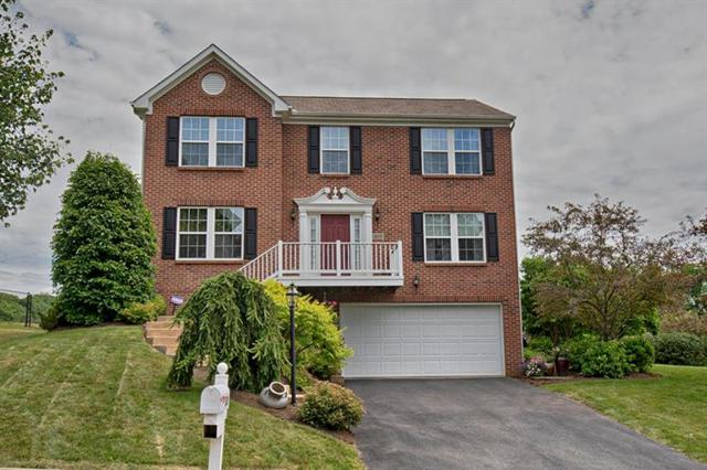 100 Lawnview, Cranberry Twp, PA 16066 (MLS #1403191) :: Broadview Realty