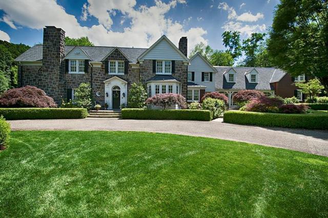 1 Westmoreland Farms Lane, Fox Chapel, PA 15215 (MLS #1403779) :: Broadview Realty