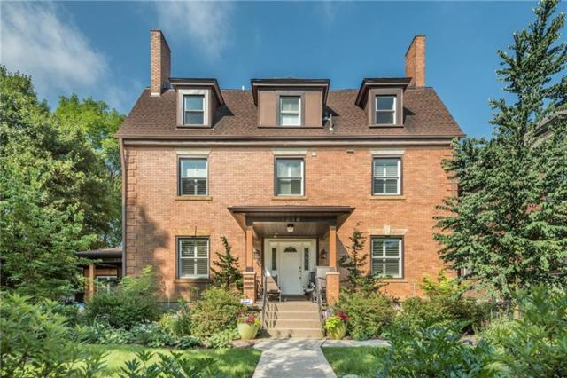 1216 Macon Ave, Regent Square, PA 15218 (MLS #1405518) :: Broadview Realty