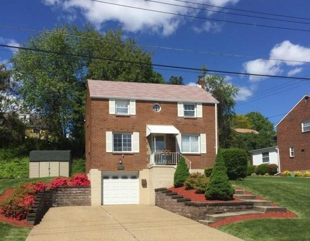 6870 Tunnelview Dr, Penn Hills, PA 15235 (MLS #1405560) :: Broadview Realty