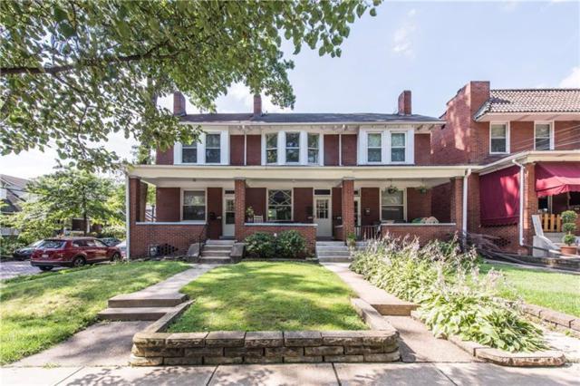 420 W Hutchinson Avenue, Regent Square, PA 15218 (MLS #1406001) :: Broadview Realty