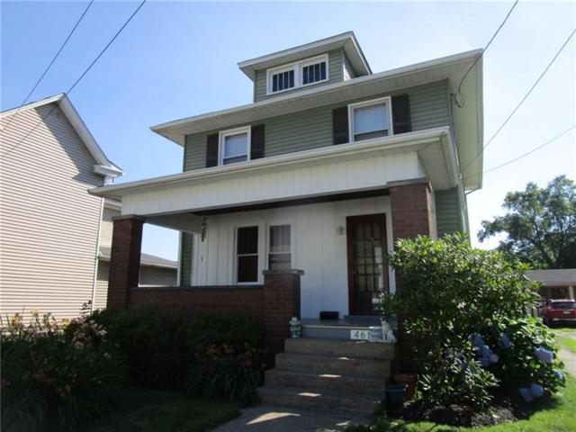 461 Commerce St, Beaver, PA 15009 (MLS #1406735) :: REMAX Advanced, REALTORS®