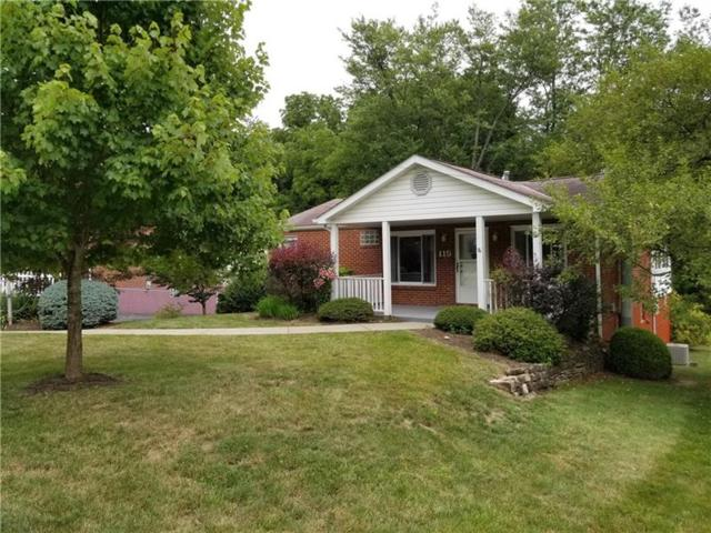 115 Southvue Court, Peters Twp, PA 15317 (MLS #1406948) :: Broadview Realty