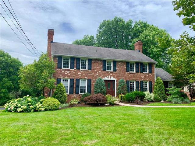 107 Algonquin Rd, Upper St. Clair, PA 15241 (MLS #1407157) :: REMAX Advanced, REALTORS®