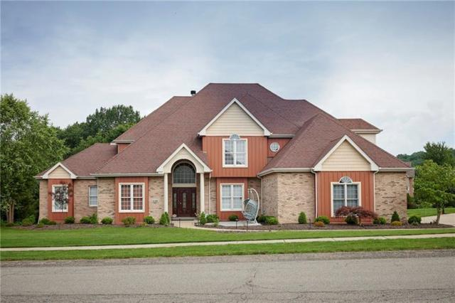 115 Oakview Drive, Cranberry Twp, PA 16066 (MLS #1408289) :: Broadview Realty