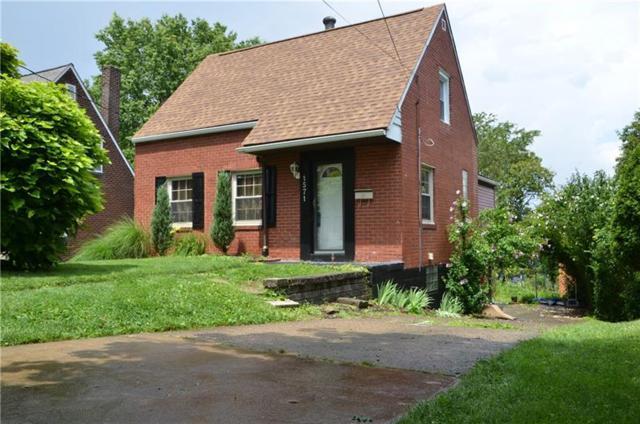 1571 Woodbine Street, Stanton Heights, PA 15201 (MLS #1409426) :: Broadview Realty