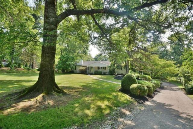 230 West Chapel Ridge Road, Fox Chapel, PA 15238 (MLS #1411689) :: Broadview Realty