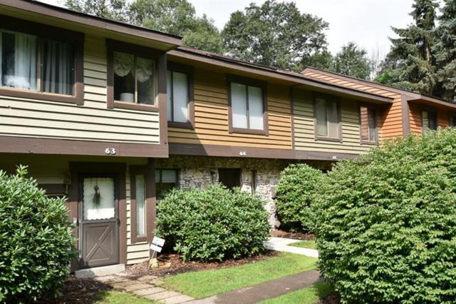 64 Swiss Mountain Drive, Seven Springs Resort, PA 15622 (MLS #1412382) :: Dave Tumpa Team