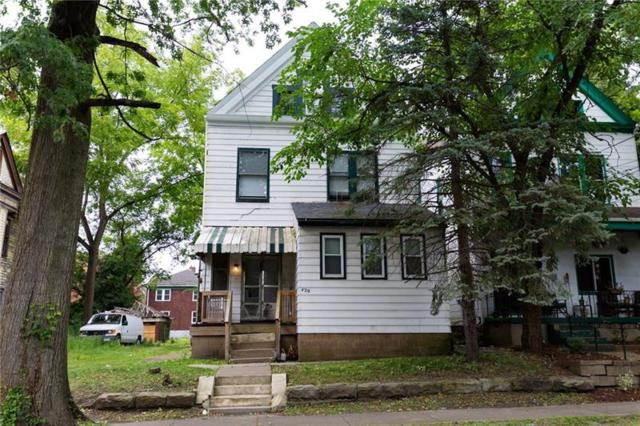 429 South Ave, Wilkinsburg, PA 15221 (MLS #1412705) :: Dave Tumpa Team