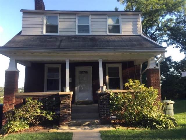 265 W Prospect Ave, Ingram, PA 15205 (MLS #1413596) :: REMAX Advanced, REALTORS®