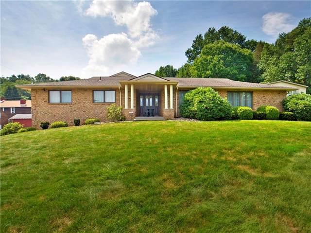 201 Harrison Road, Wilkins Twp, PA 15145 (MLS #1414356) :: Broadview Realty