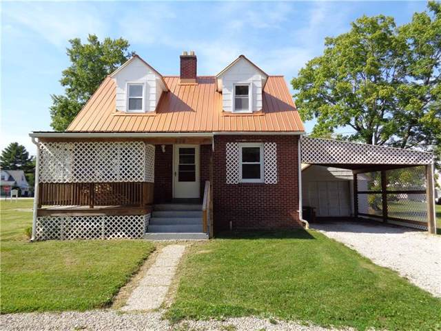 418 West South Street, Carmichaels/Cumblnd, PA 15320 (MLS #1417395) :: Broadview Realty