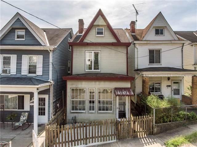 2612 Patterson Street, South Side, PA 15203 (MLS #1417560) :: Broadview Realty
