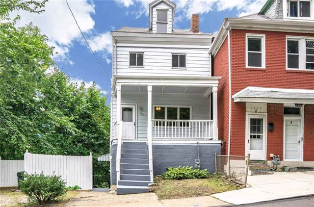 2907 Josephine St, South Side, PA 15203 (MLS #1417577) :: Broadview Realty
