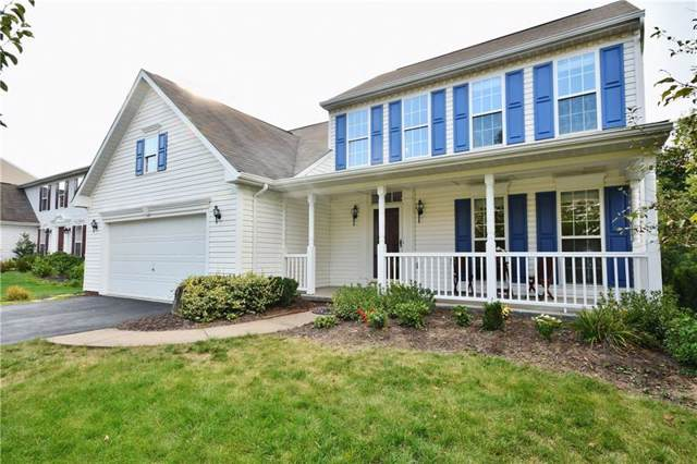1517 Shaker Ct, Franklin Park, PA 15143 (MLS #1417625) :: The SAYHAY Team