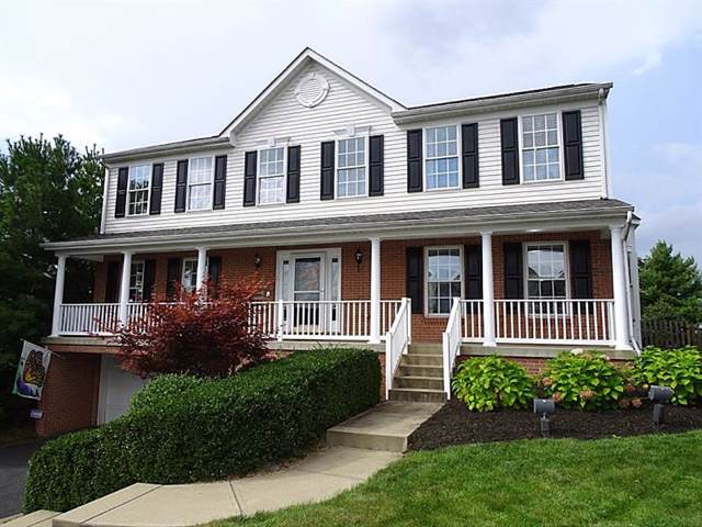 5100 Forest Ridge Dr, South Fayette, PA 15057 (MLS #1417719) :: Broadview Realty