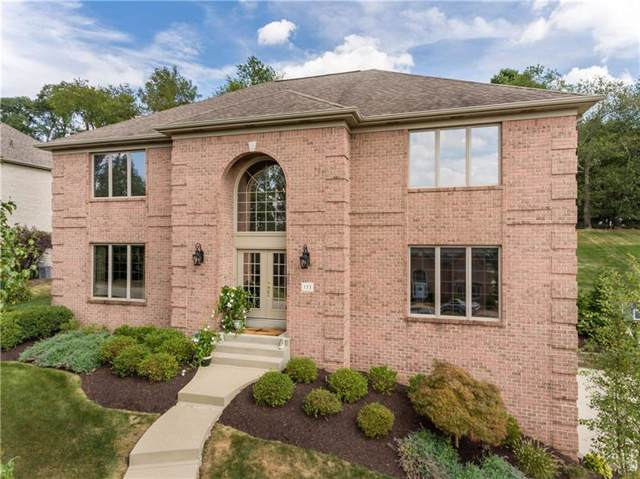 133 Doubletree Dr, Peters Twp, PA 15367 (MLS #1417748) :: Dave Tumpa Team